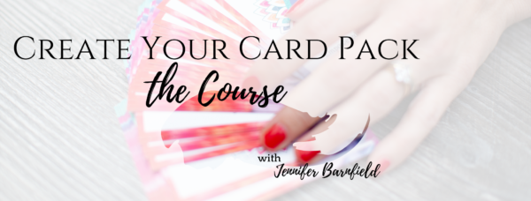 COURSE - Create Your Card Pack Course - The PEPP Method