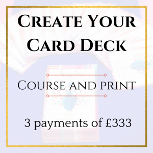 Create Your Card Pack split payment